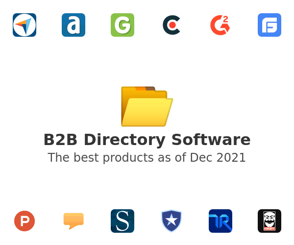 B2B Directory Software