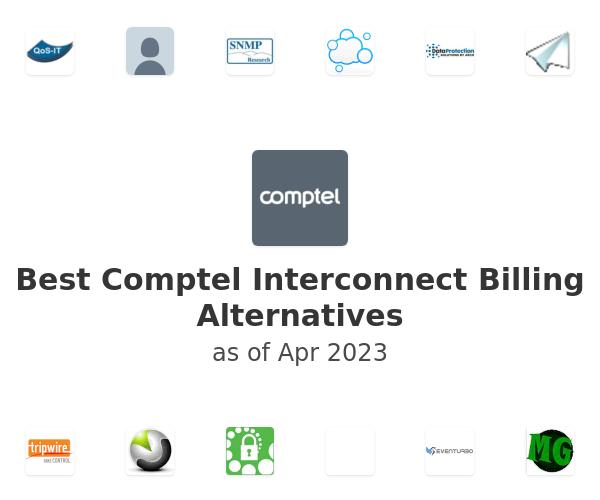 Best Comptel Interconnect Billing Alternatives