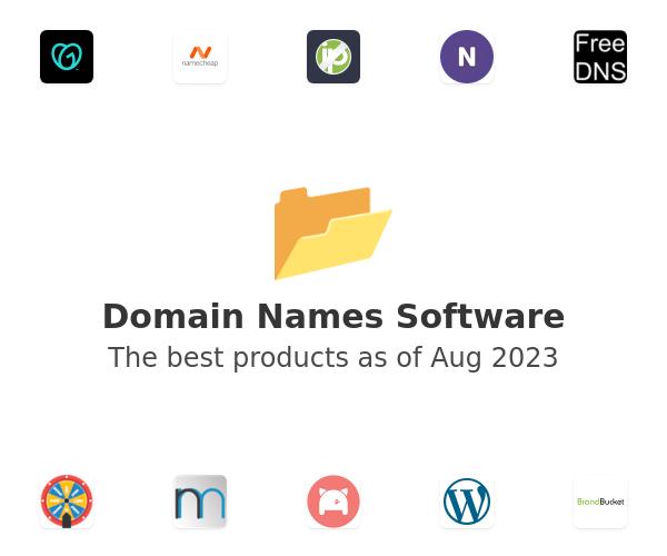 Domain Names Software