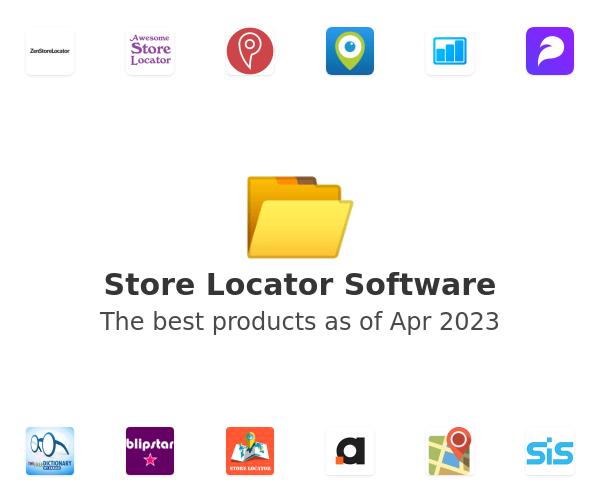 Store Locator Software