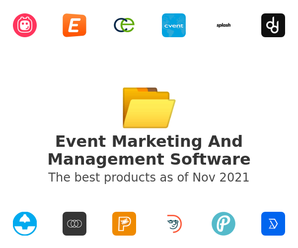 Event Marketing And Management Software