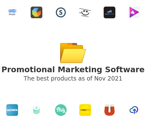 Promotional Marketing Software