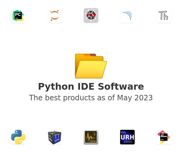 Python IDE Software