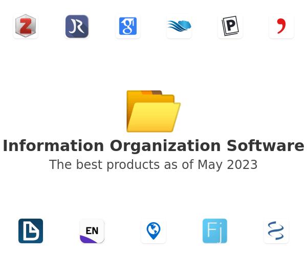 Information Organization Software