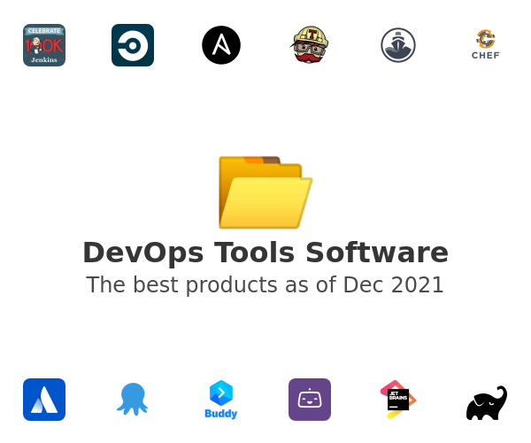 DevOps Tools Software