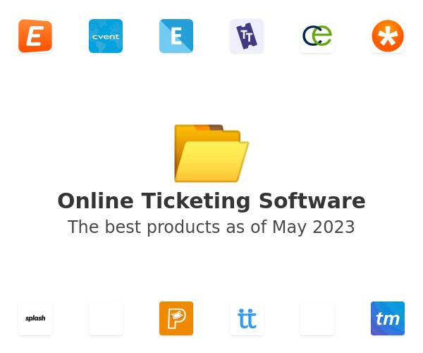 Online Ticketing Software