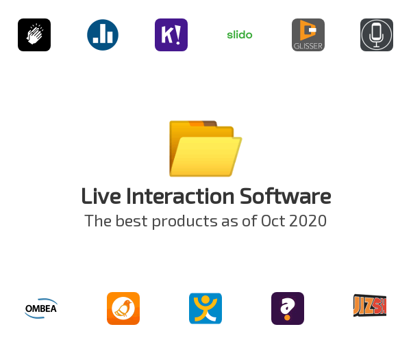 Live Interaction Software