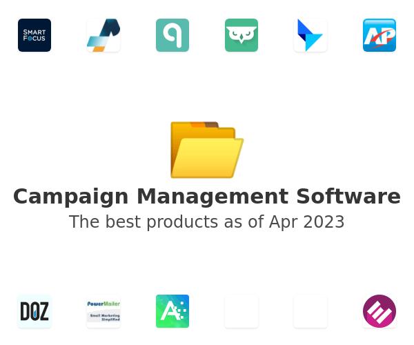 Campaign Management Software