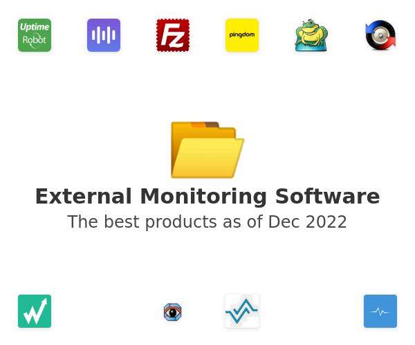 External Monitoring Software
