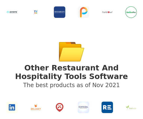 Other Restaurant And Hospitality Tools Software