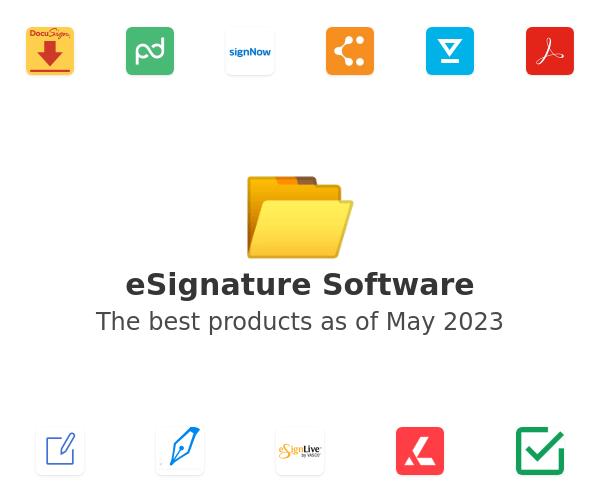 eSignature Software