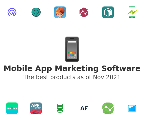 Mobile App Marketing Software