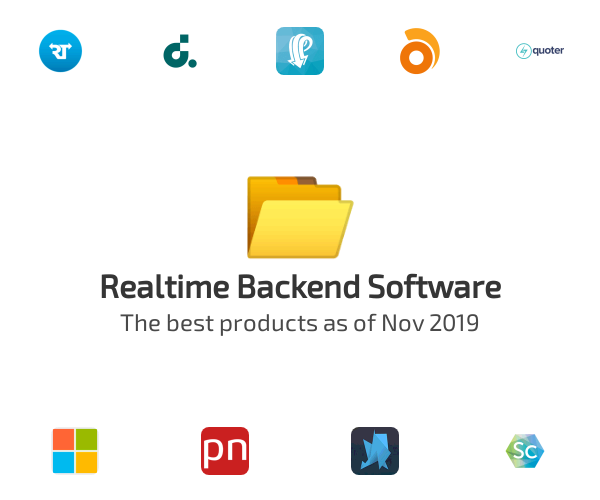 Realtime Backend Software