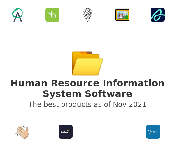 Human Resource Information System Software