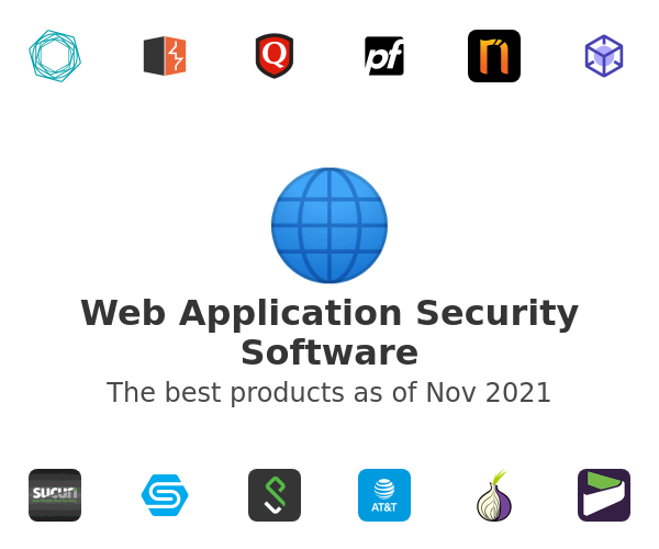 Web Application Security Software