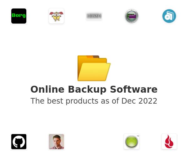 Online Backup Software