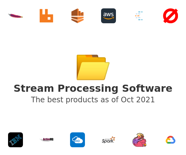 Stream Processing Software