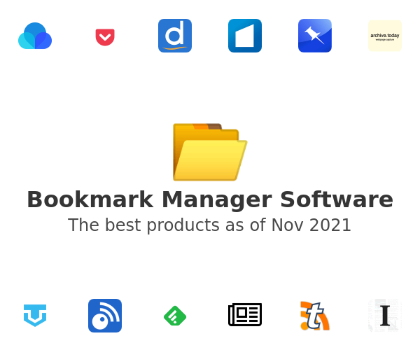 Bookmark Manager Software