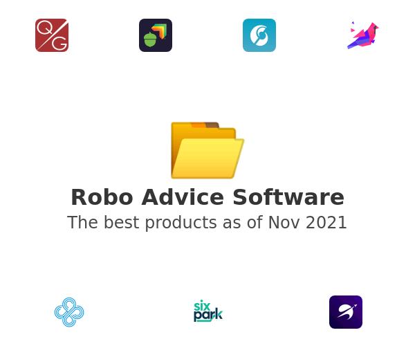 Robo Advice Software