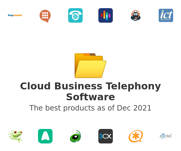 Cloud Business Telephony Software