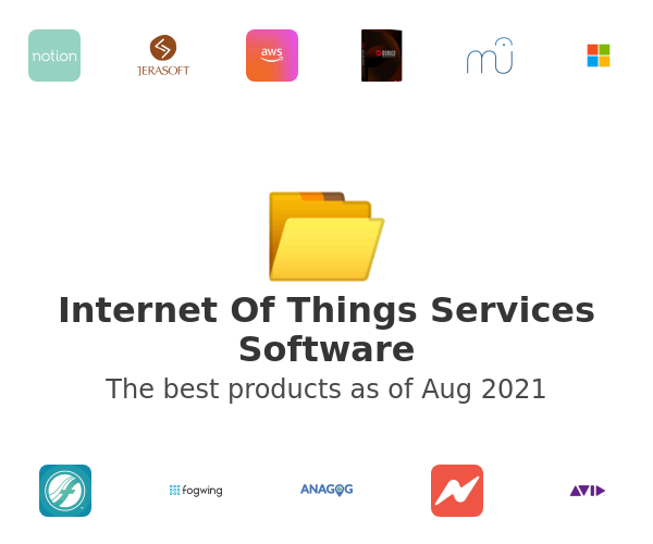 Internet Of Things Services Software