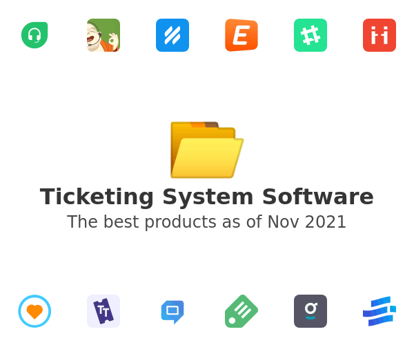 Ticketing System Software