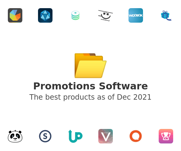 Promotions Software