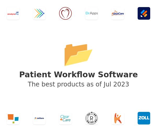 Patient Workflow Software