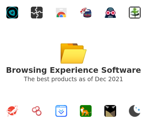 Browsing Experience Software
