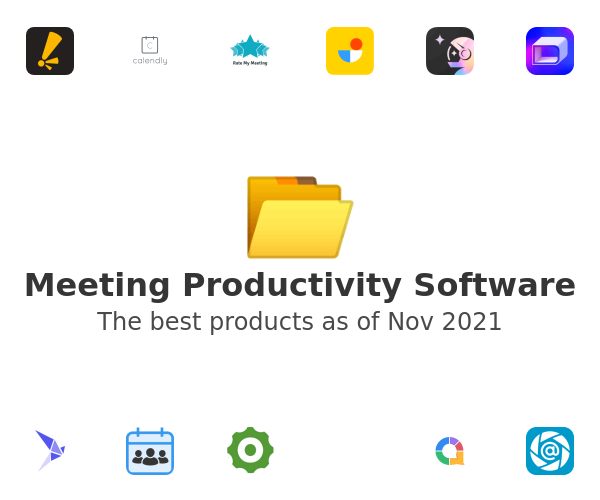 Meeting Productivity Software