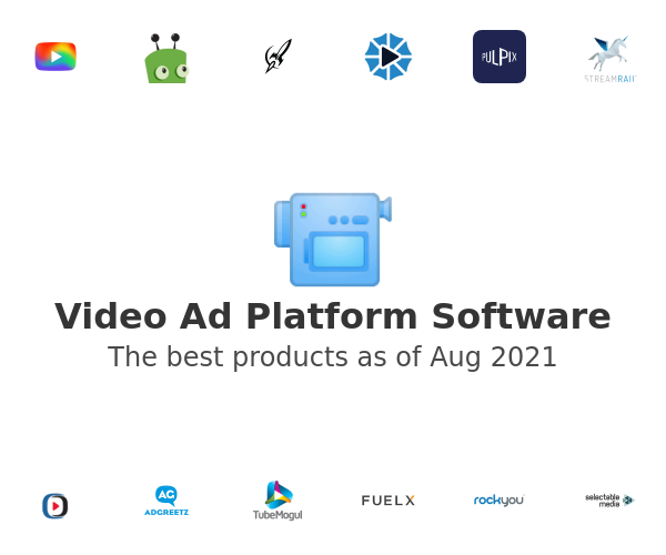 Video Ad Platform Software