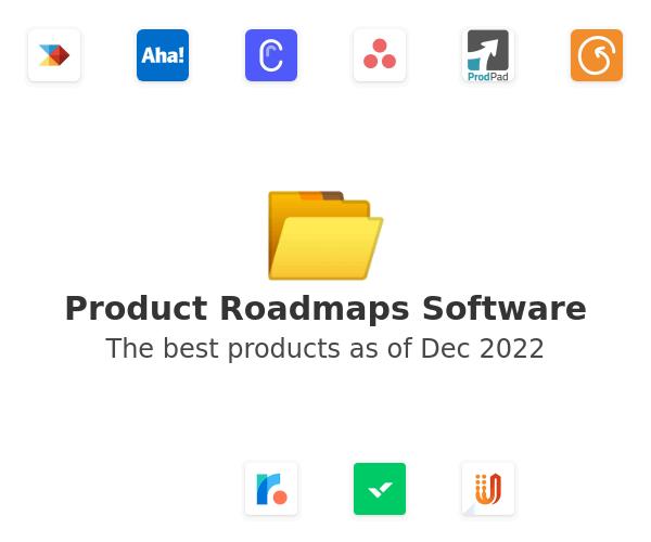 Product Roadmaps Software