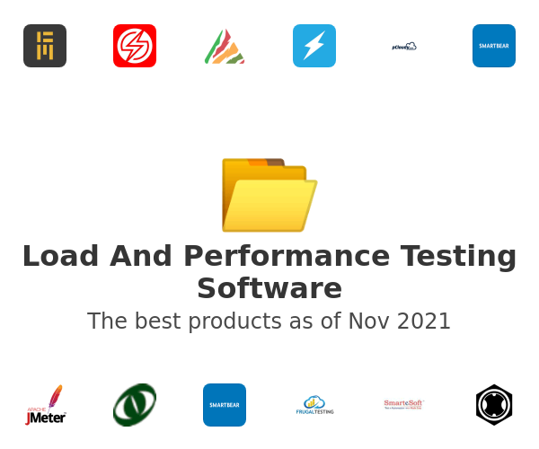 Load And Performance Testing Software