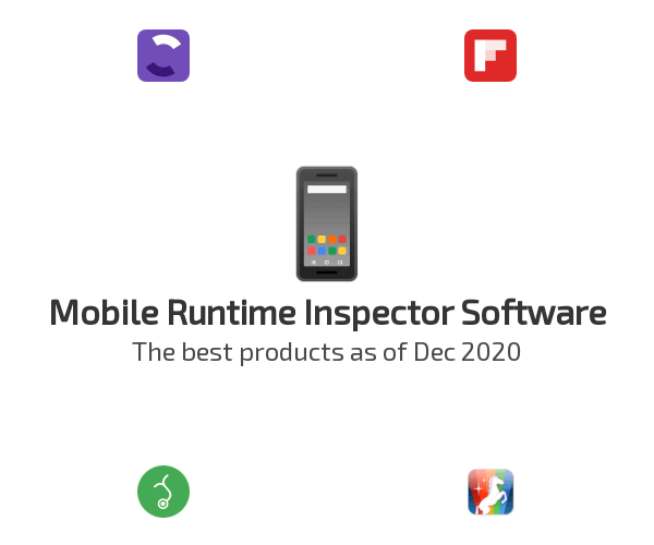 Mobile Runtime Inspector Software