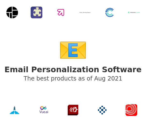 Email Personalization Software