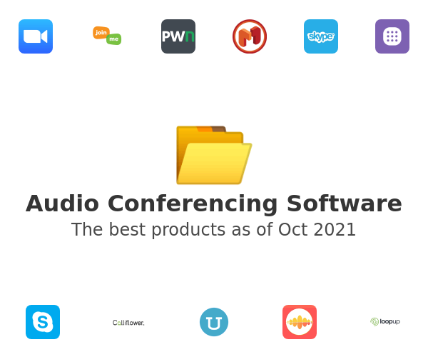 Audio Conferencing Software