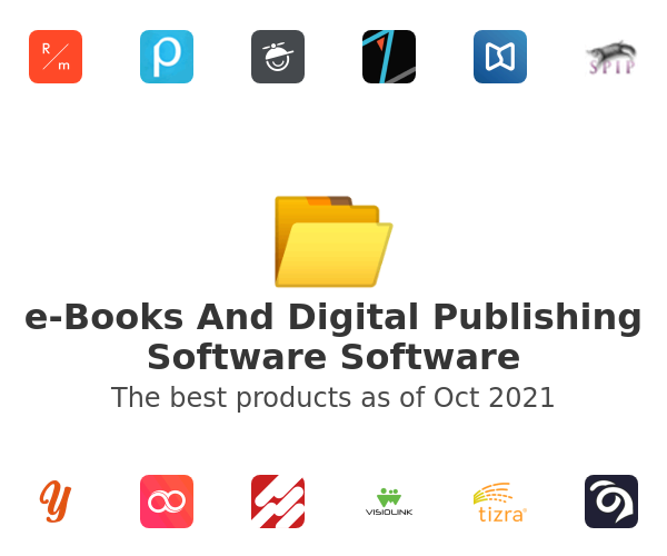 e-Books And Digital Publishing Software Software