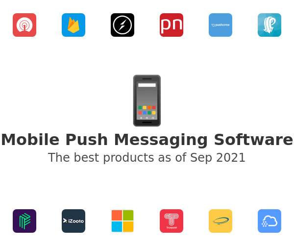 Mobile Push Messaging Software