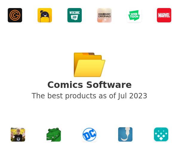 Comics Software