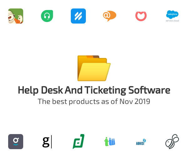 Help Desk And Ticketing Software