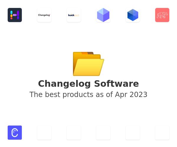 Changelog Software