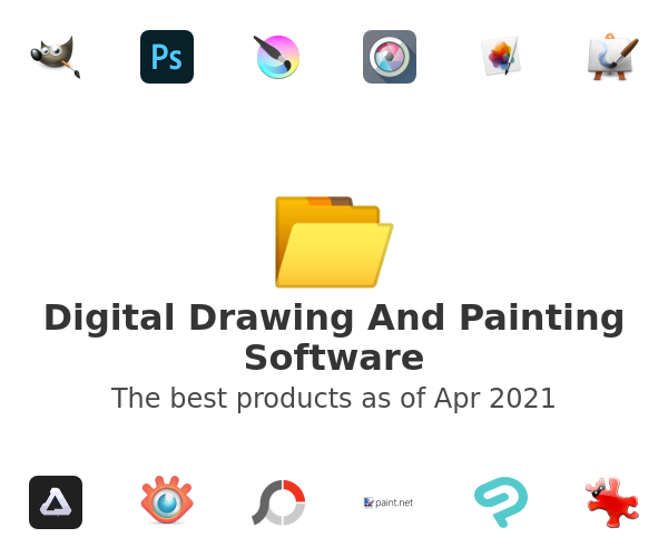 Digital Drawing And Painting Software