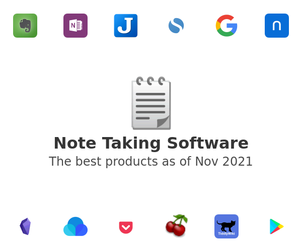 Note Taking Software