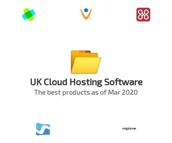 UK Cloud Hosting Software