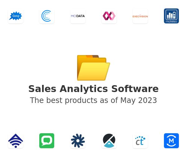 Sales Analytics Software