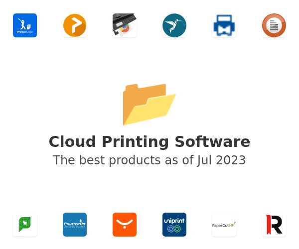 Cloud Printing Software