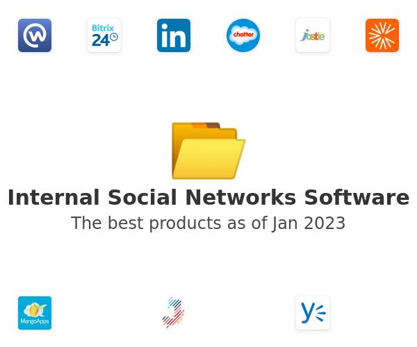 Internal Social Networks Software