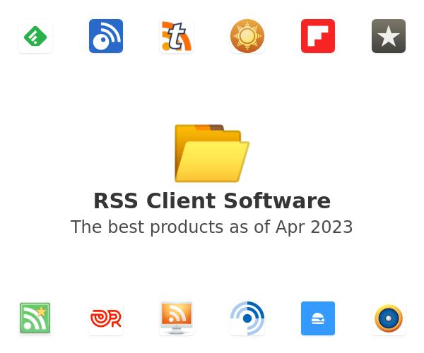 RSS Client Software