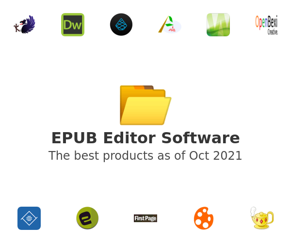 EPUB Editor Software