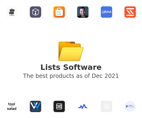 Lists Software